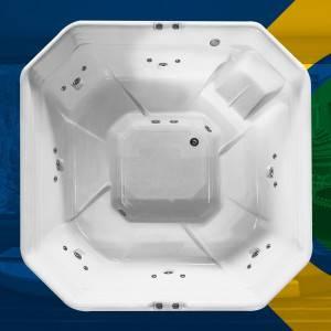 Spa Quadrado Harmonia com hidro